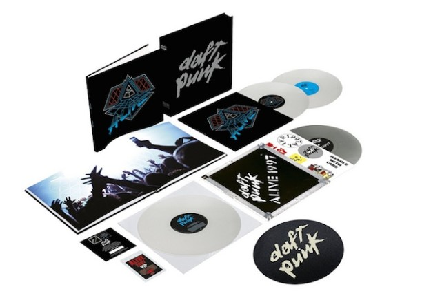 Daft Punk Live Album Box Set