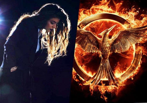 Lorde's The Hunger Games